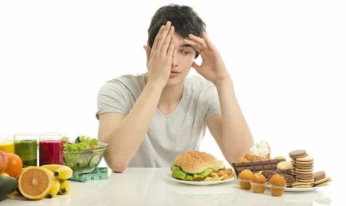 fast food, liver damage