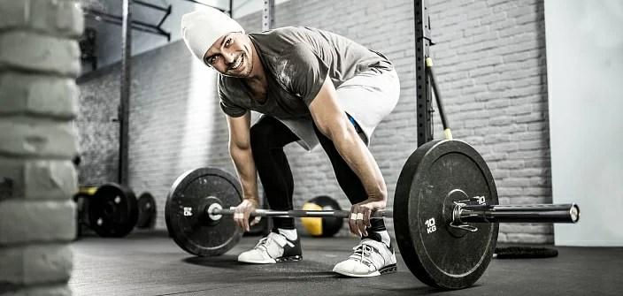 deadlift, core muscles