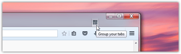 Firefox restore grouping tabs (Tab Groups, Panorama) (5)