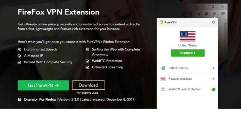 5 лучших VPN - дополнений в 2019 для Firefox Quantum