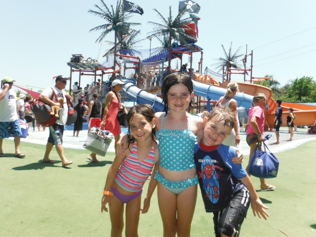 Wet N Wild Gold Coast - Buccaneer Bay