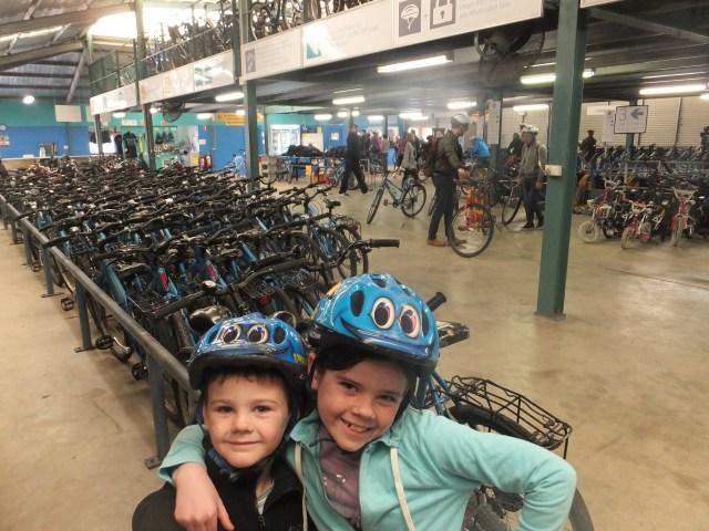 Rottnest Bikes.