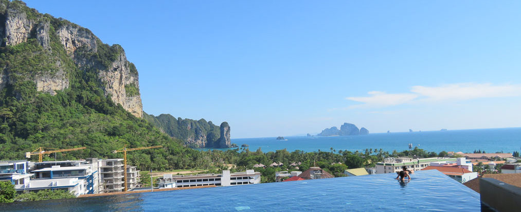 Review – Aonang Cliff Beach Resort & Spa
