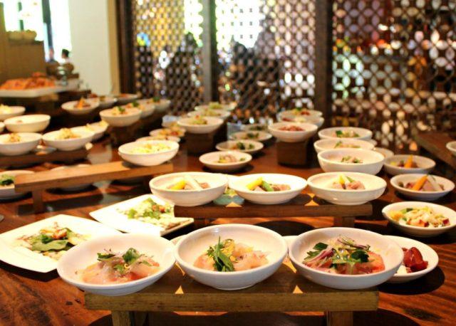 Sunday brunch in Bali