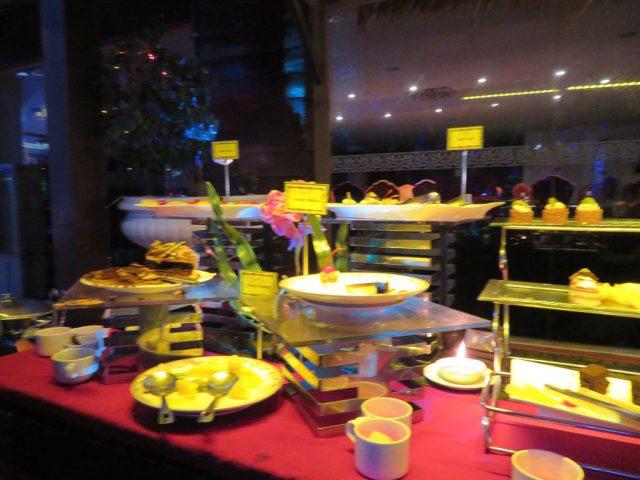 Aseania Dessert Buffet