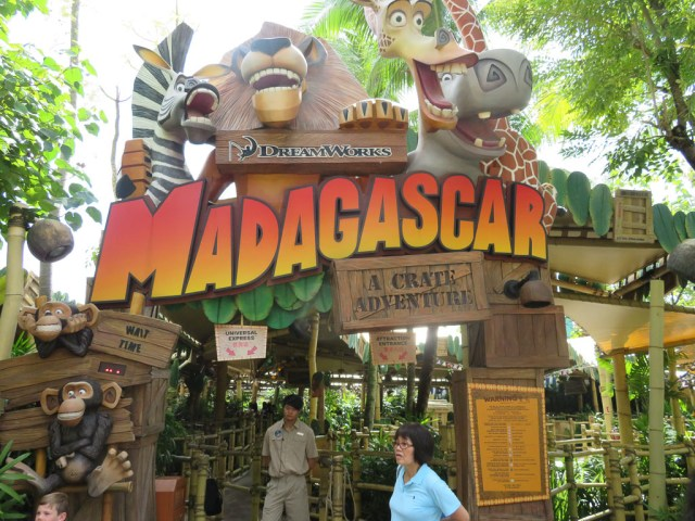 Madagascar - A crate adventure