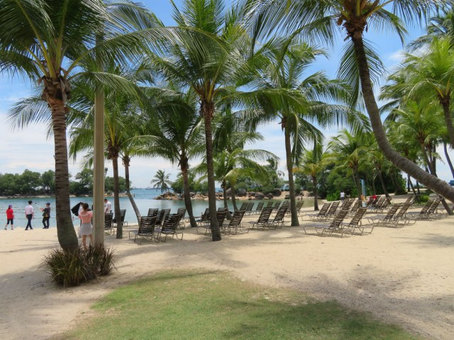 Siloso Beach - Shangri-La Sentosa