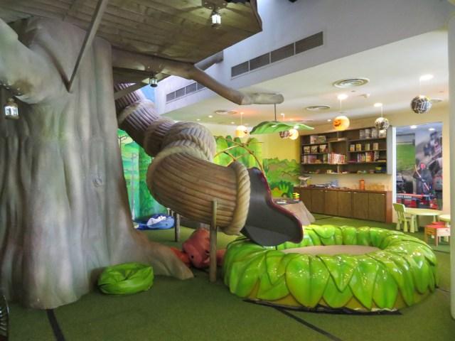 Toots Kids Club Tree House