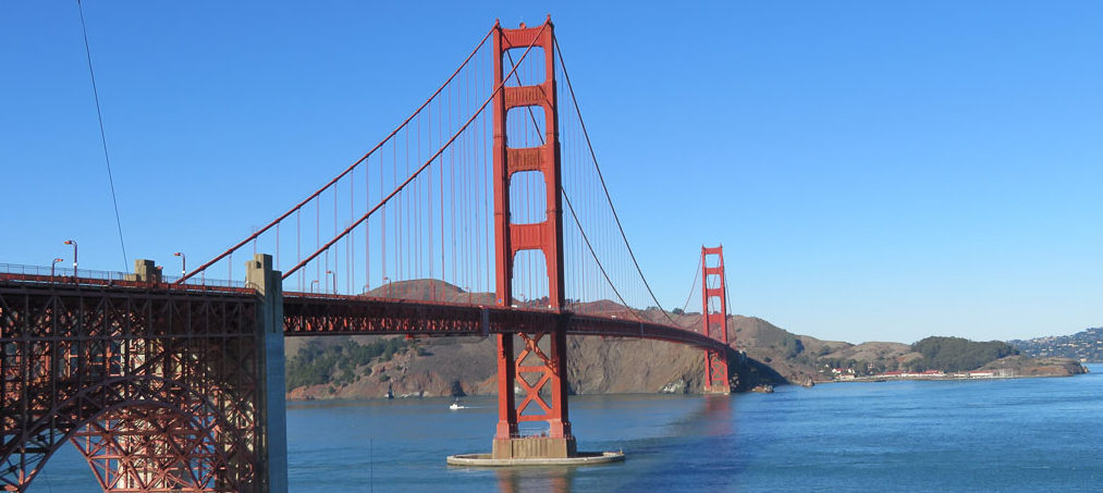 Golden Gate Bridge Bike Hire – Blazing Saddles
