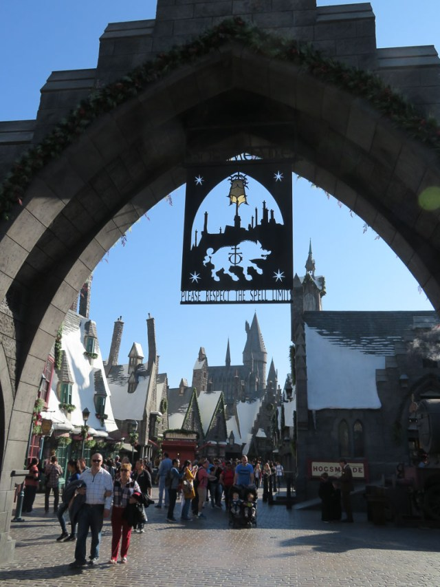 The Wizardry World of Harry Potter at Universal Studios Hollywood