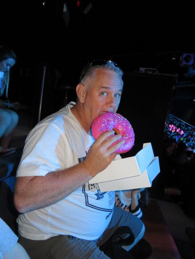 Lard La Donuts - Universal Studios Hollywood