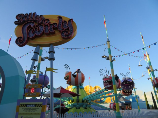 Silly Swirly - Universal Studios Hollywood