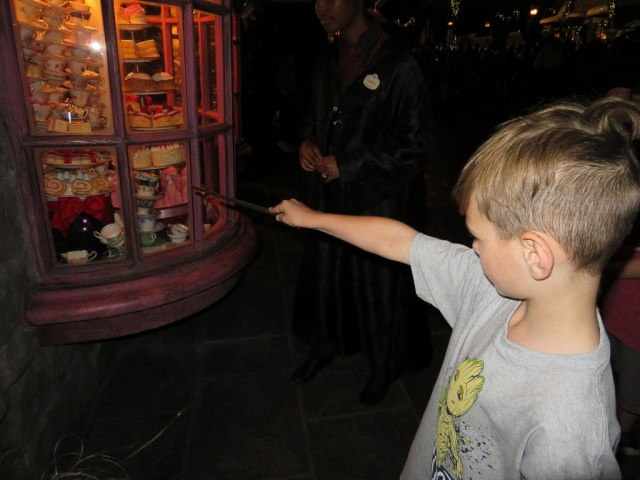 The Wizardry World of Harry Potter - Universal Studios Hollywood