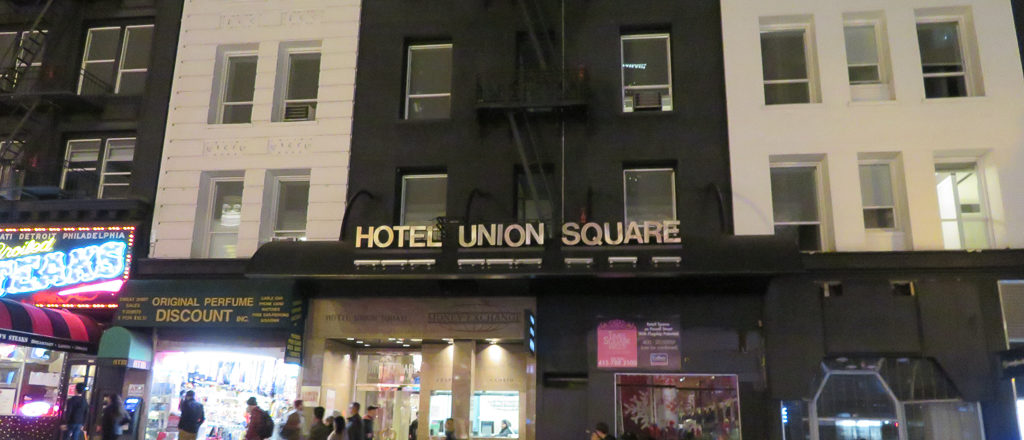 Hotel Review – Hotel Union Square, San Francisco