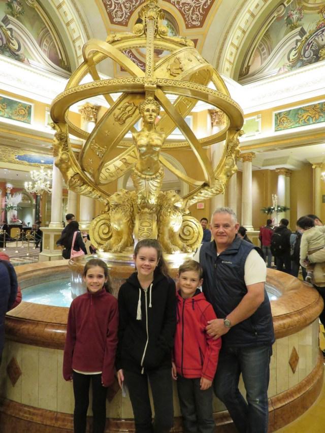 family friendly hotels in Las Vegas