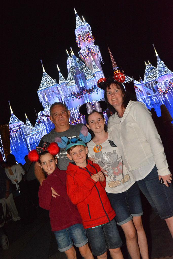 Family travel insurance