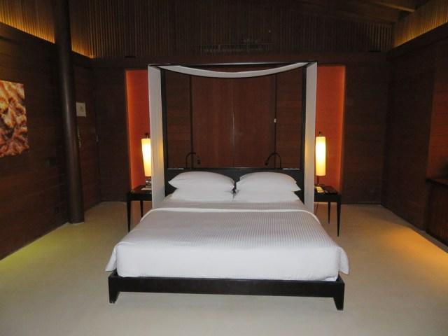 luxury Maldives resort