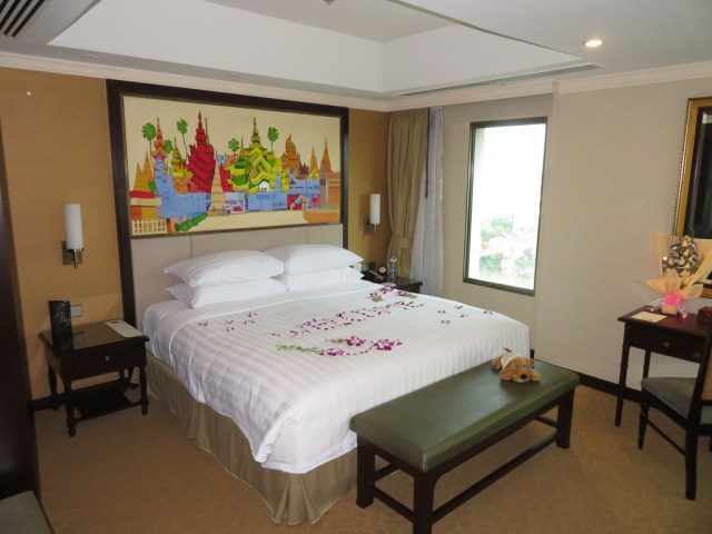 hotel in Yangon Myanmar