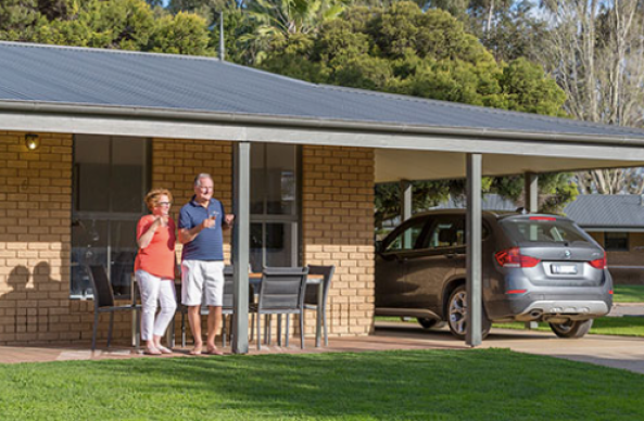 best family friendly accommodation in Cobram