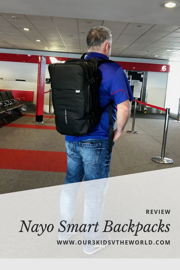 Nayo Smart Backpack