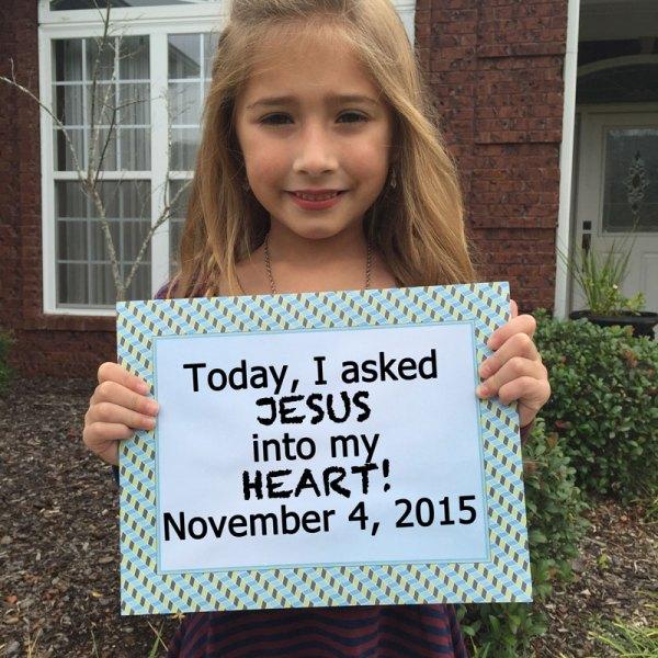 Libby's Faith Story