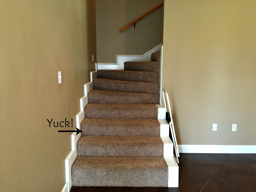 Fixer Upper Stairs