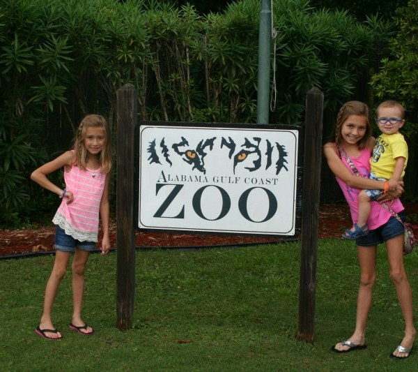 Travel Journal:  Gulf Coast Zoo