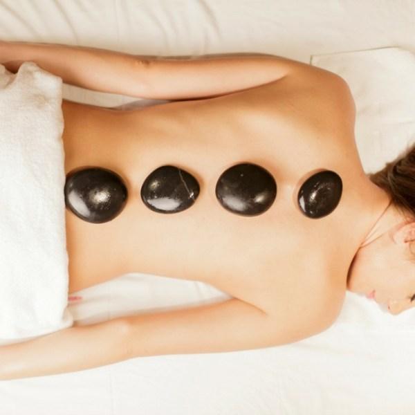 Hot Stone Massage | Elamar Skin Science