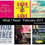 What I Read: February 2017