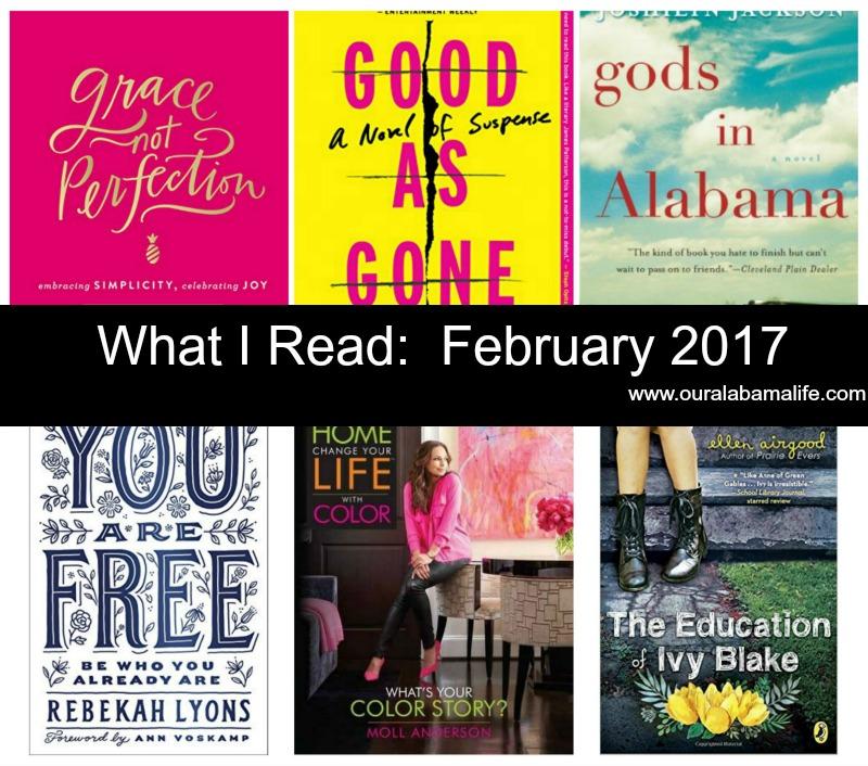 what I read February 2017