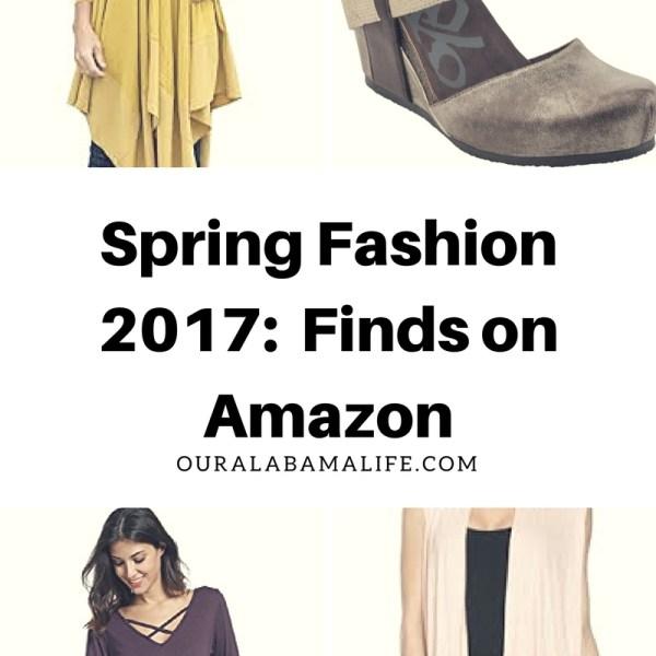 Spring Fashion 2017 | Shop Amazon
