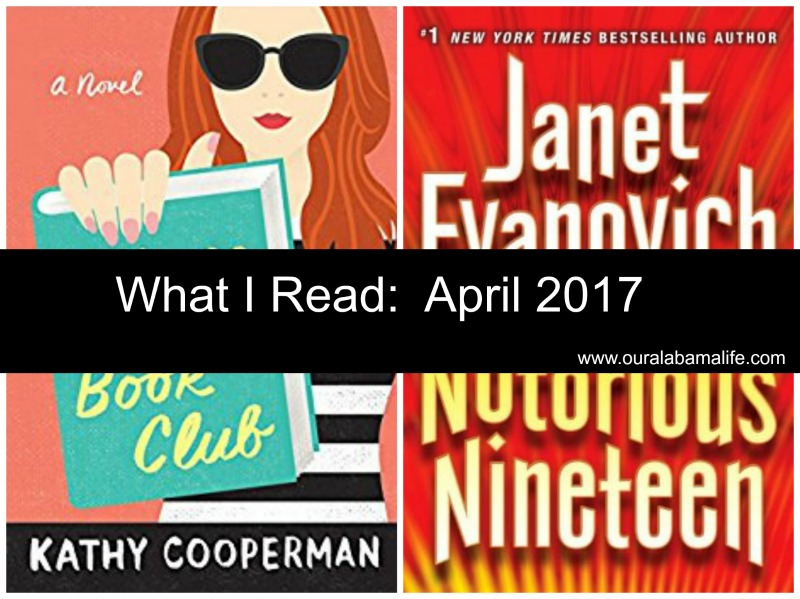 What I Read April 2017