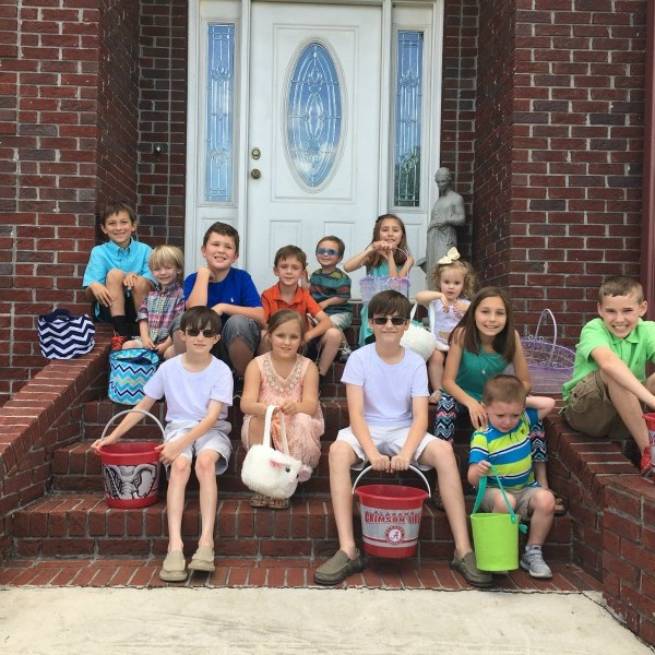 Easter 2017:  A Short and Sweet Recap