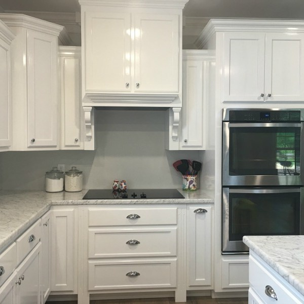 Farmhouse Kitchen and Pantry Tour with Quality Bath
