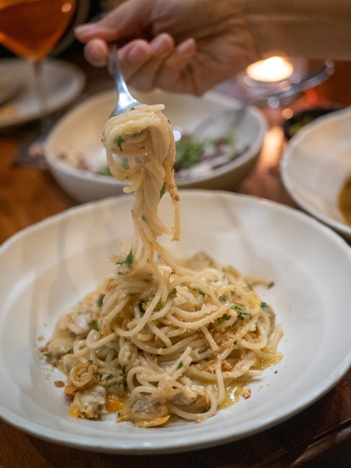 Bucatini Carbonara