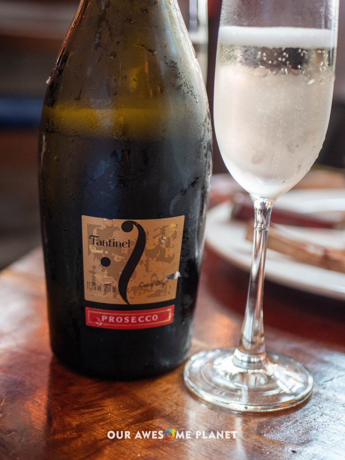 Fantinel Prosecco Extra Dry Blanc NV