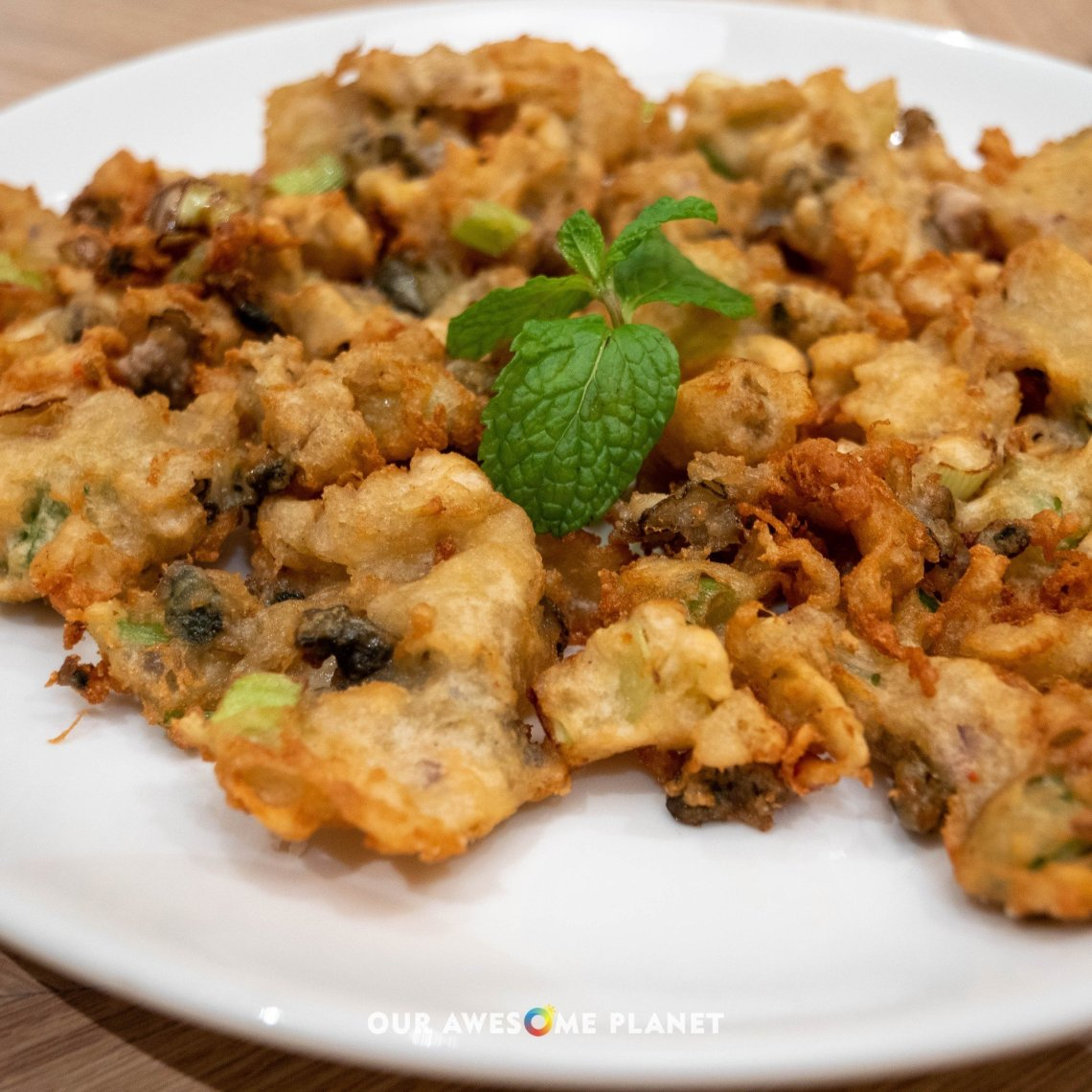 PUTIEN Crispy Oyster