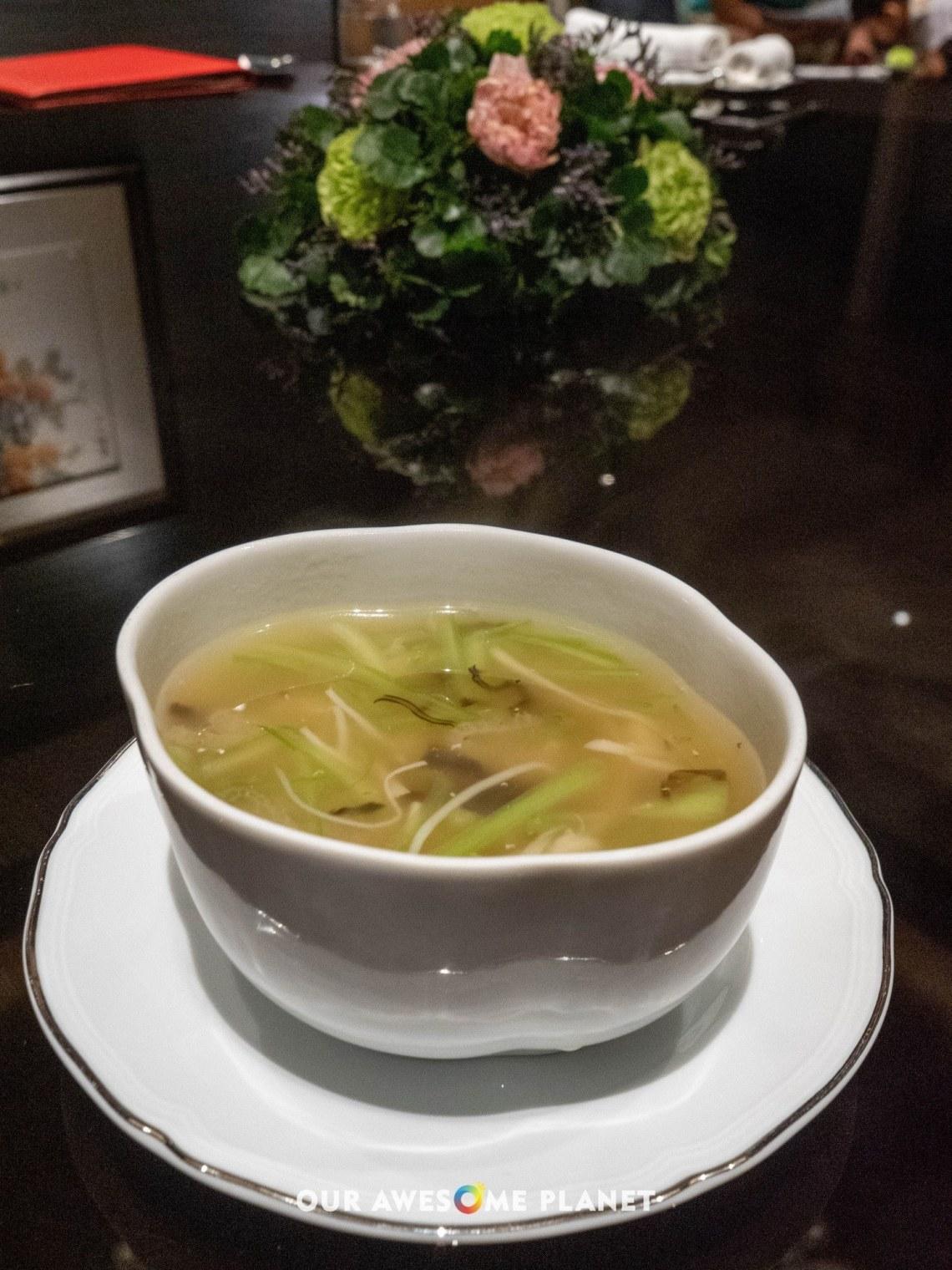 Chicken Broth Soup