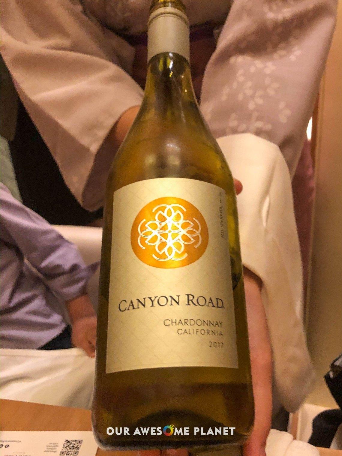 Canyon Road Chardonnay