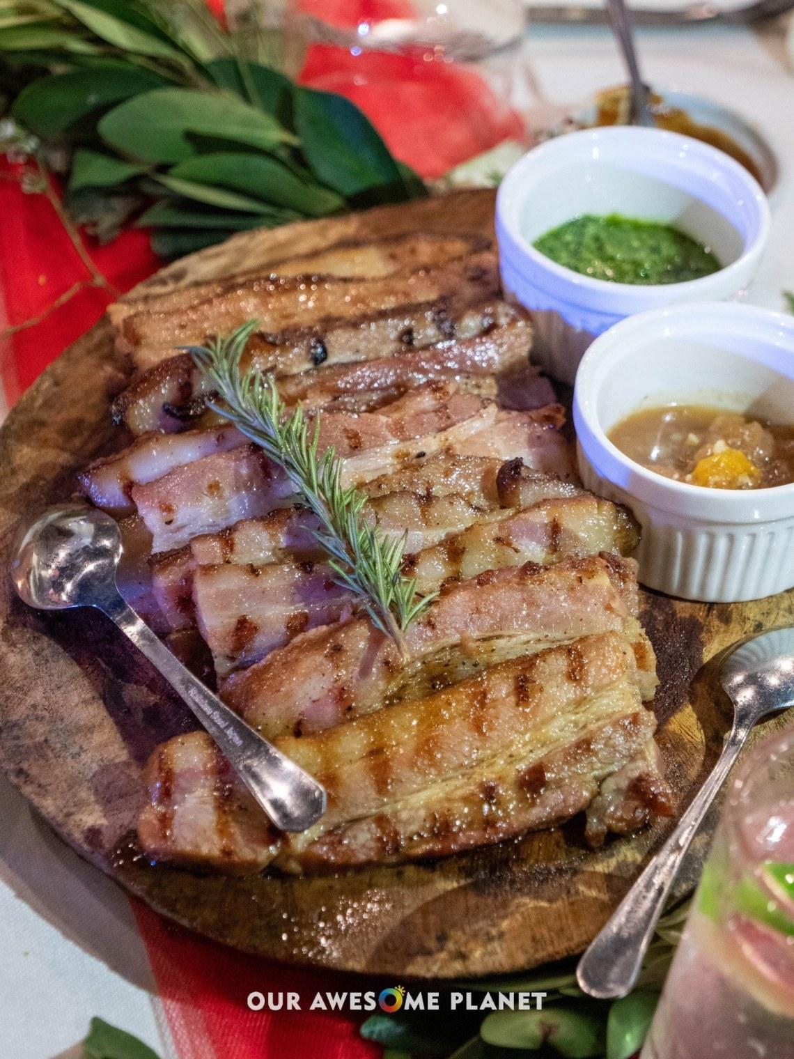 Pork Belly Bacon