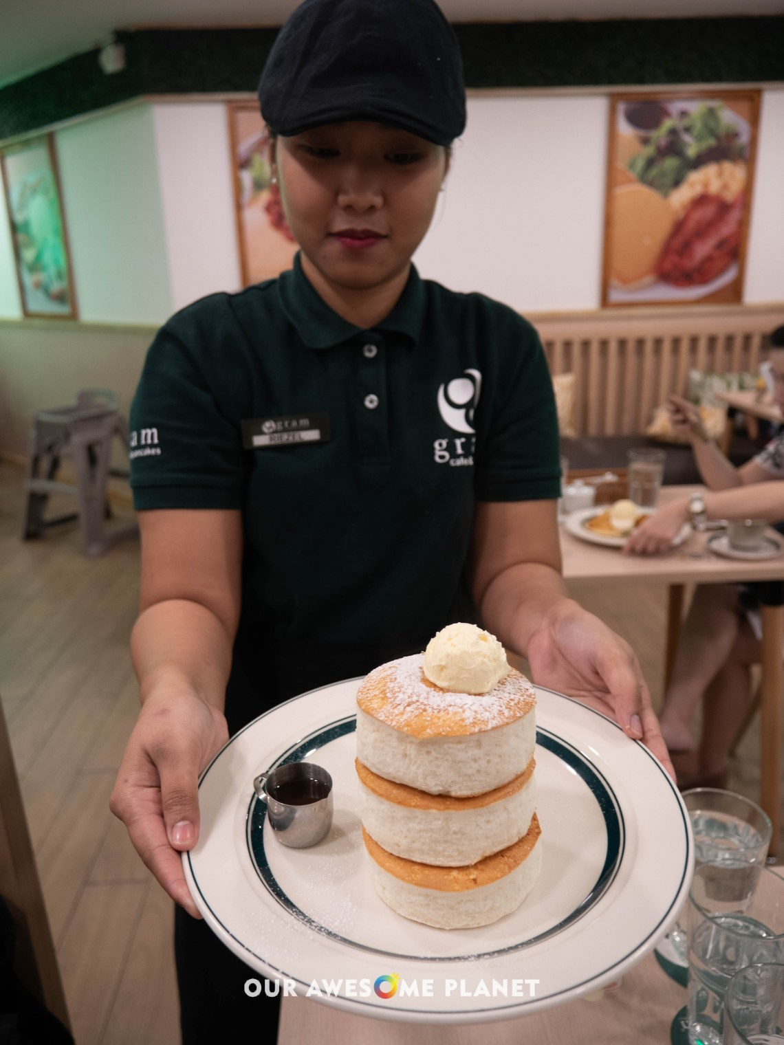 Premium Pancake