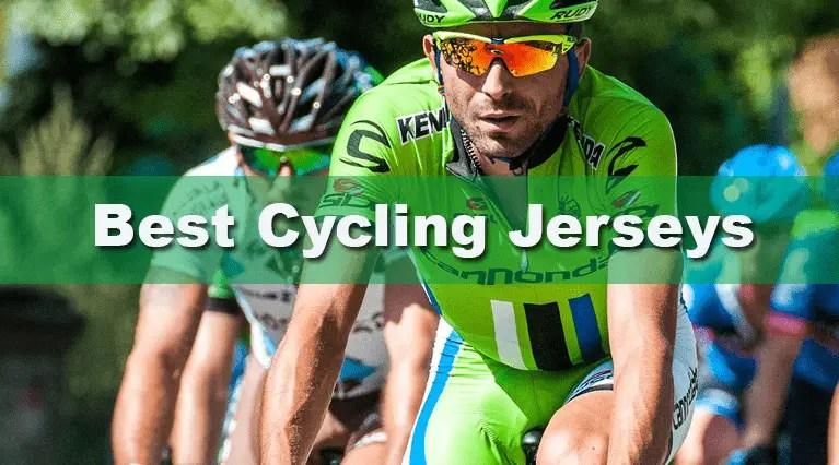 Best Cycling Jerseys Main Image