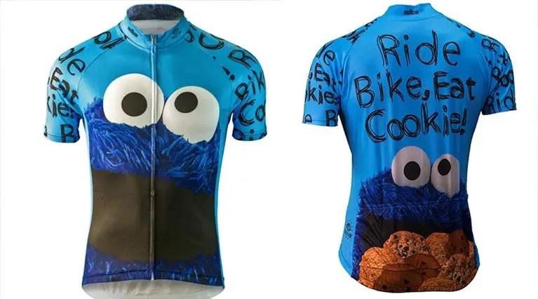 Cookie Monster Jersey