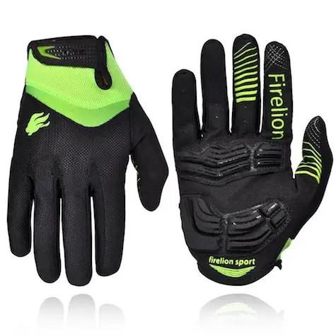 FIRELION unsex outdoor gel touch screen gloves