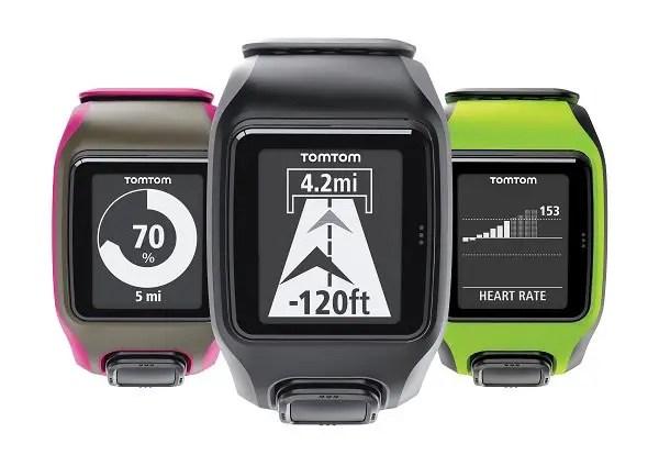Tom Tom Multi Sport Cardio Watch review