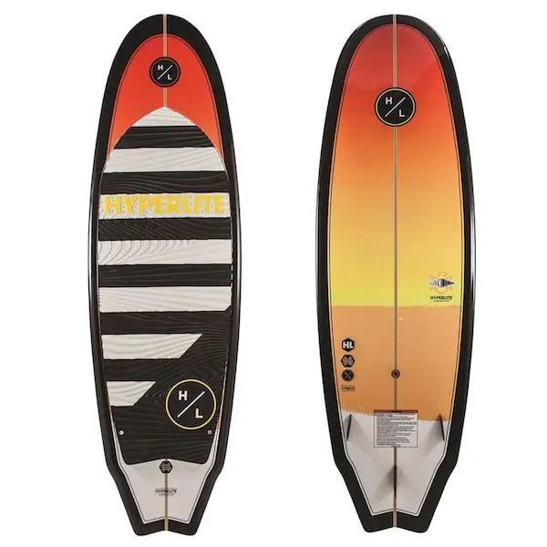 Hyperlite Landlock Wake surfer
