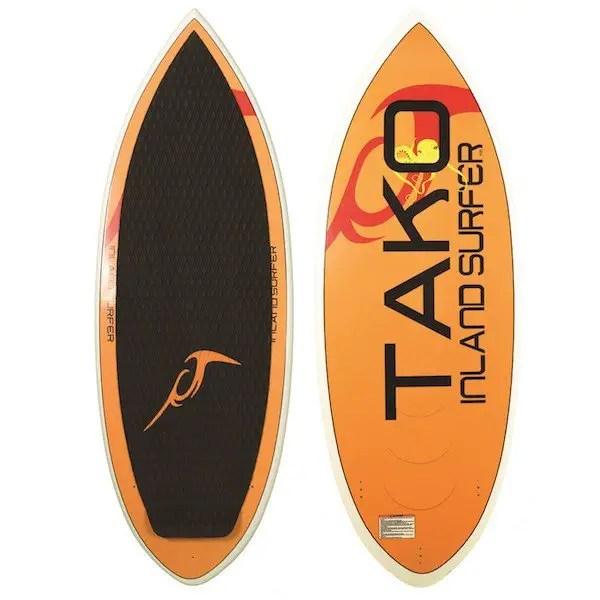 Inland Surfer Tako Wake Surfer