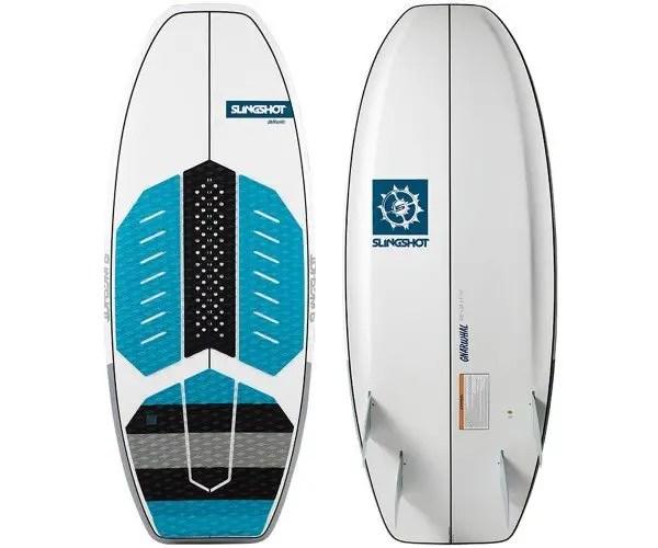 Slingshot Gnarwhal Wake Surf board