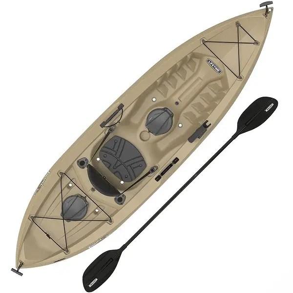 Lifetime Tamarack Angler 100 Fishing Kayak