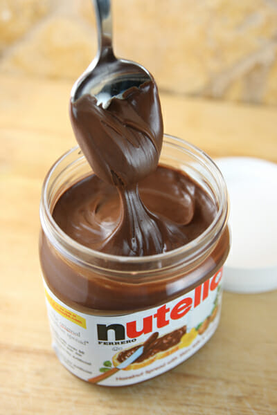 Cute Nutella Wallpapers Four Ingredient Nutella Sandwich Cookies Our Best Bites
